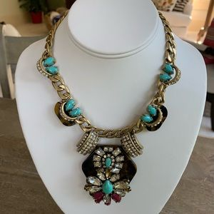 J. Crew Statement Necklace, New Without Tags
